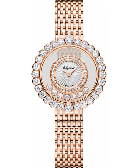Chopard Happy Diamonds 204180-5201 Icons 18k 30.3mm