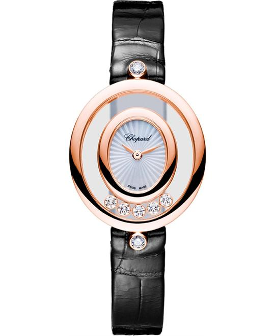 Chopard Happy Diamonds 204305-5201 Cons 28.8x25.8mm