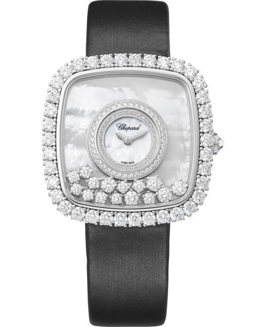 Chopard Happy Diamonds 204368-1001 18k Limited 37.85x37.85