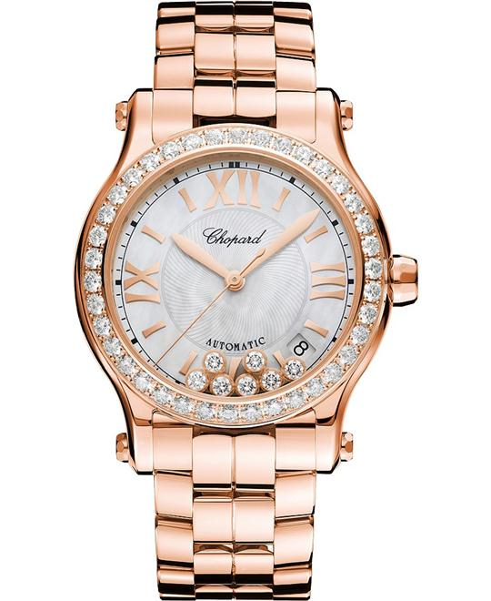 Chopard Happy Sport 274808-5007 Automatic 36mm