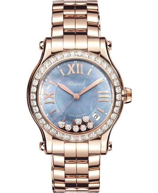 Chopard Happy Sport 274808-5010 Limited Diamonds 36mm
