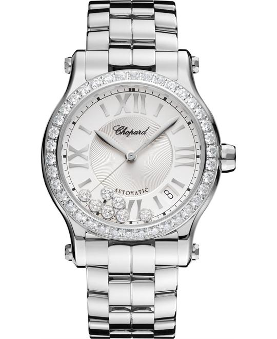 Chopard Happy Sport 278559-3004 Diamonds 36