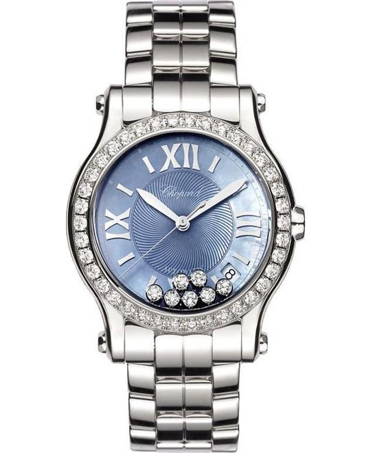 Chopard Happy Sport 278559-3010 Diamonds Limited 36mm