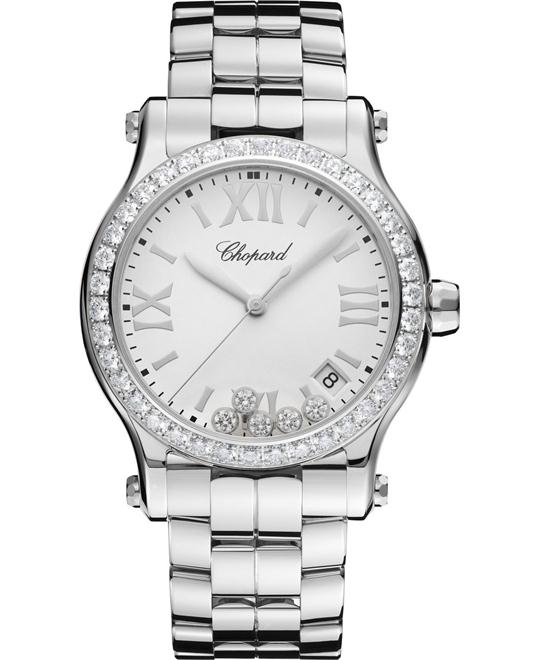 Chopard Happy Sport 278582-3004 Diamonds 36mm