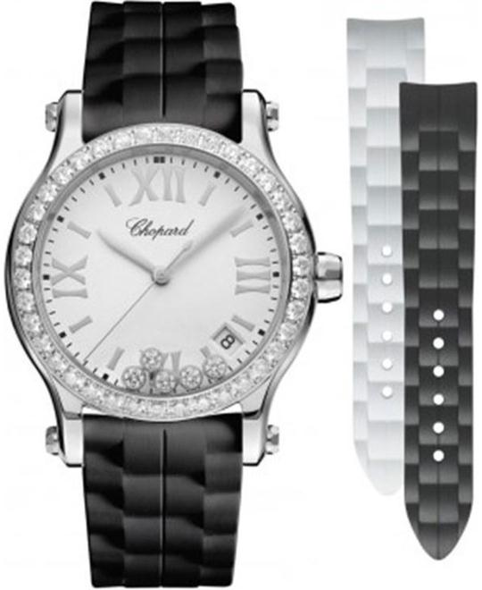 Chopard Happy Sport 278582-3003 Diamonds 36mm
