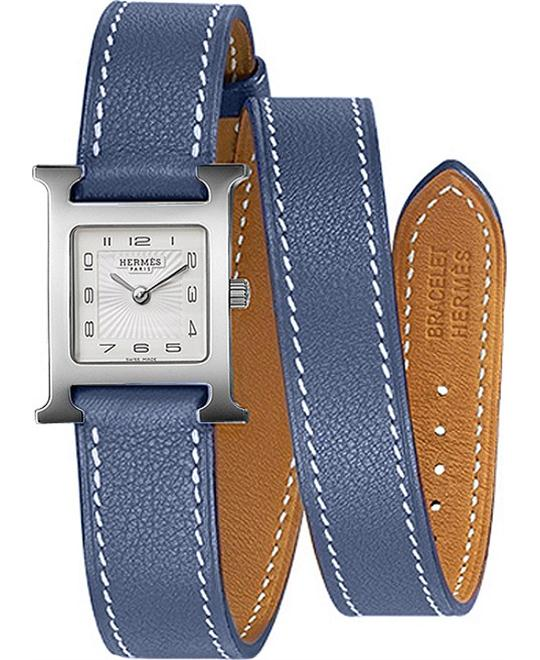 Hermes H Hour 039196WW00 Small PM 21mm X 21mm