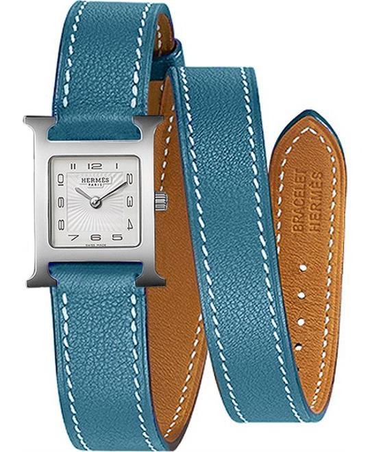 đồng hồ nữ Hermes H Hour 039360WW00 Petite TPM 17.2mm X 17.2mm