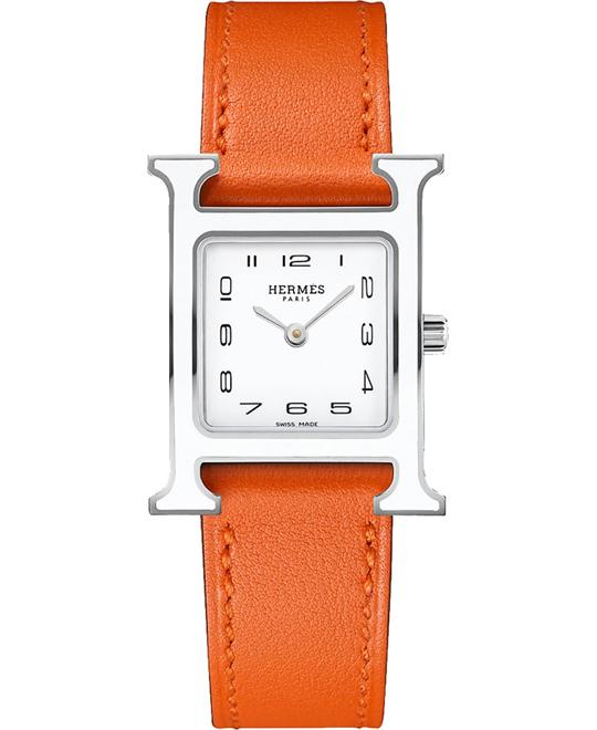 Hermes H Hour 044901ww00 Small PM 21mm X 21mm