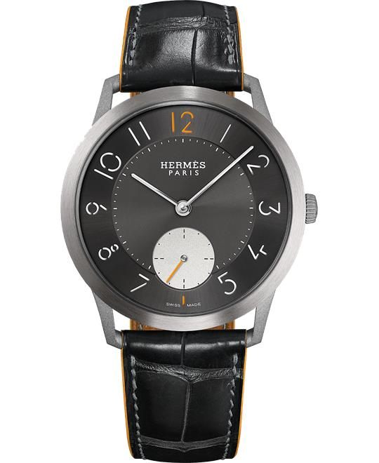 Hermes Slim d'Hermes W047365WW00 Manufacture 39.5mm