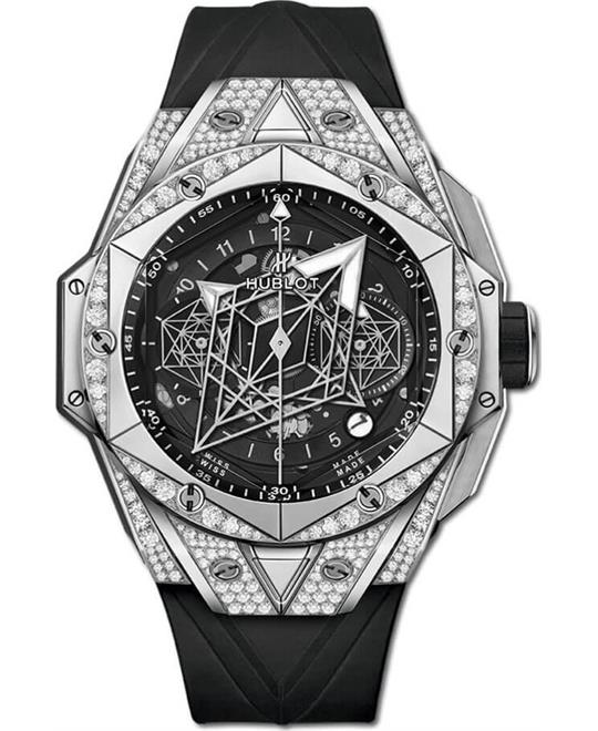 Hublot Big Bang 418.NX.1107.RX.1604.MXM20 Sang Bleu II 45mm