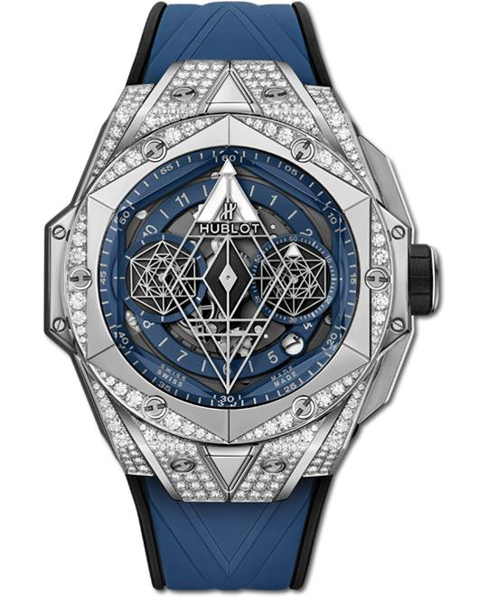 Hublot Big Bang 418.NX.5107.RX.1604.MXM20 Sang Bleu II 45mm