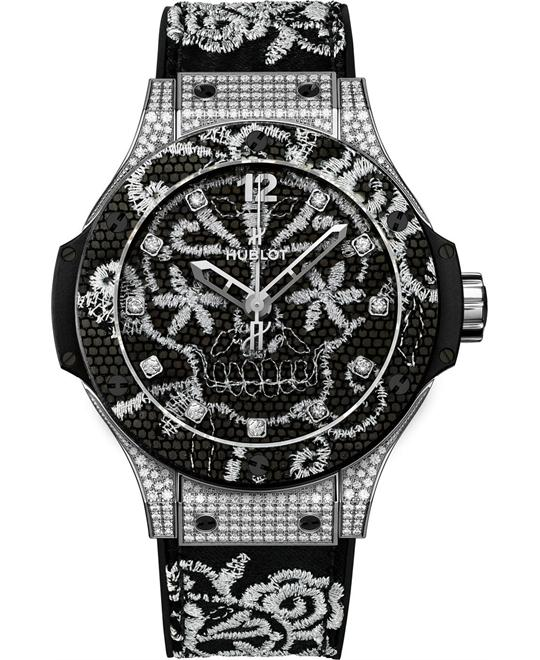 Hublot Big Bang 343.SX.6570.NR.0804 Broderie 41