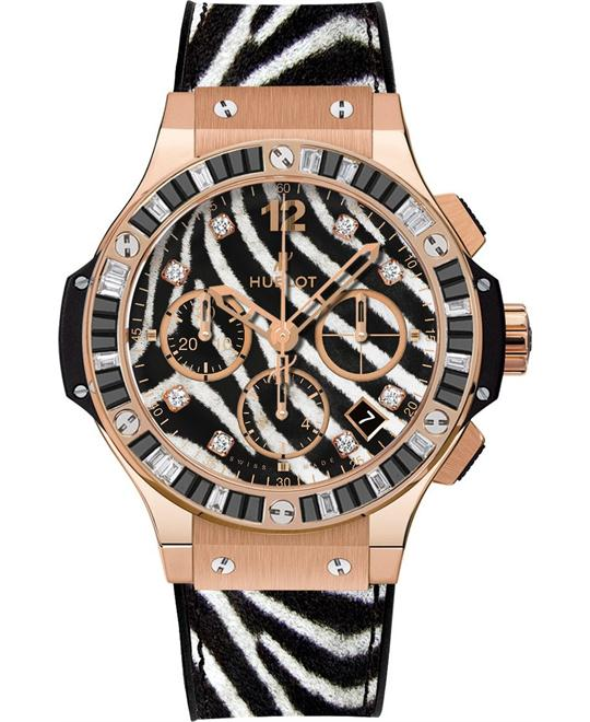 Hublot Big Bang Zebra Diamond 341.PX.7518.VR.1975 41mm