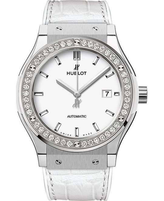 Hublot Classic Fusion 542.ne.2010.lr.1204 Titanium 42mm