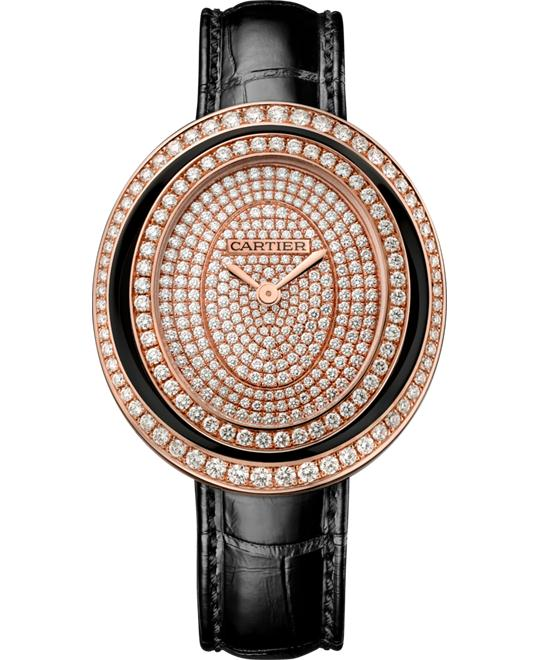 HYPNOSE WJHY0007 18K PINK DIAMONDS 37.8x33.3