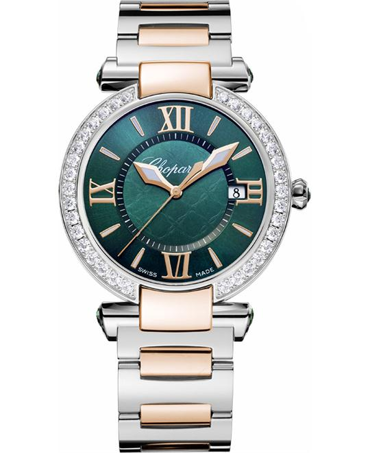 Chopard Imperiale 388532-6009 18k Tourmalines Diamonds 36