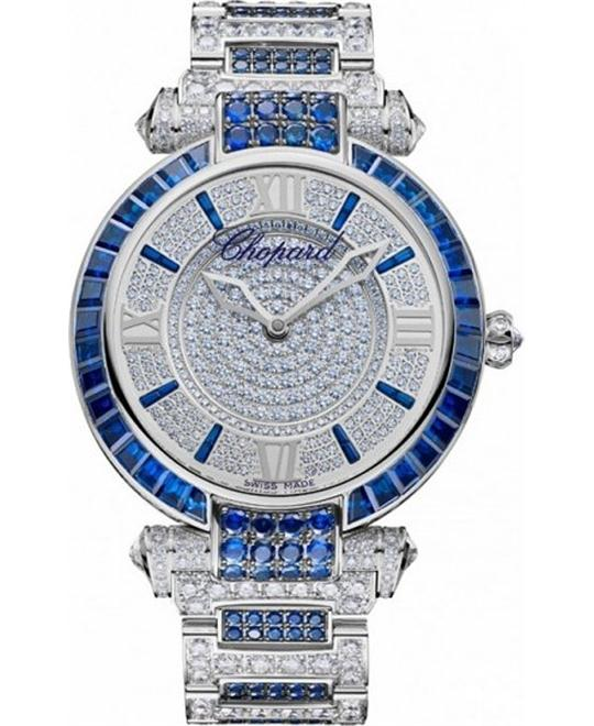 IMPERIALE 384239-1015 18K SAPPHIRES AND DIAMONDS 40