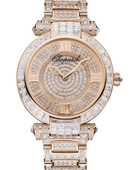 IMPERIALE 384239-5004 18K ROSE AND DIAMONDS 40MM