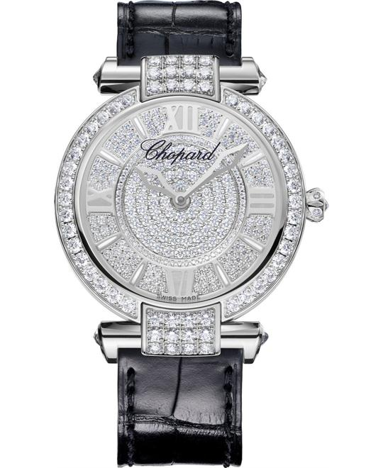 IMPERIALE 384242-1001 18K WHITE AND DIAMONDS 36MM