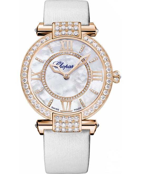 Chopard Imperiale 384242-5005 18k  Diamonds 36mm