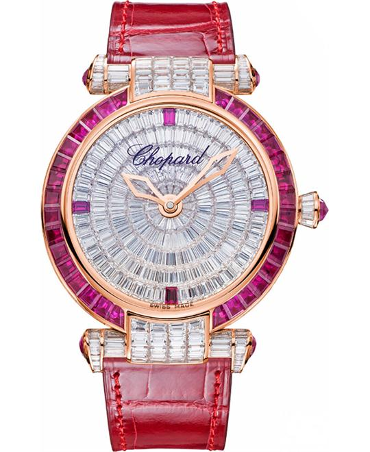 IMPERIALE 384275-5001 18K RUBIES AND DIAMONDS 36MM