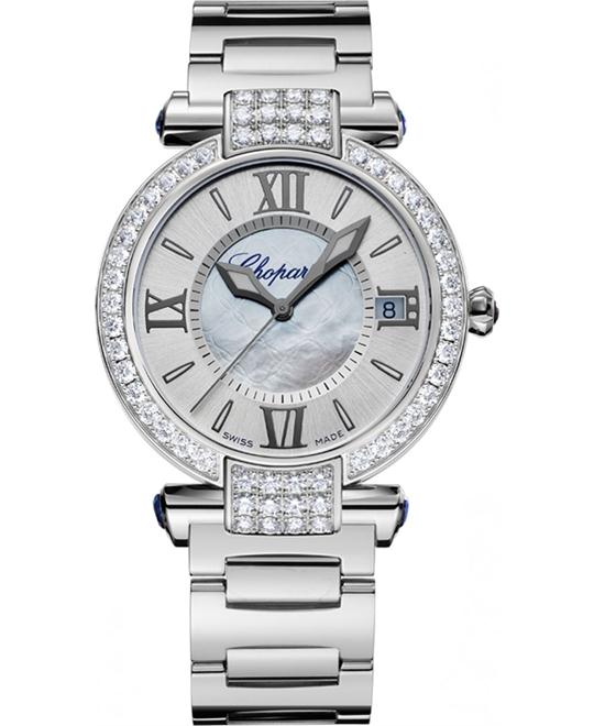 Chopard Imperiale 384822-1004 18k Diamonds 36mm