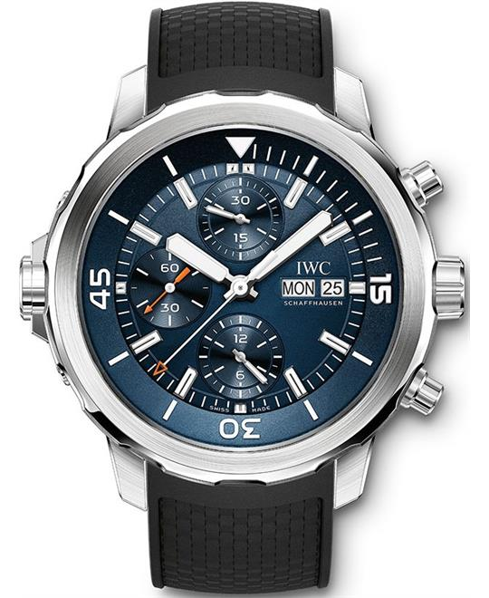 "IWC Aquatimer IW376805 ""Expedition Jacques-Yves Cousteau""  44mm"