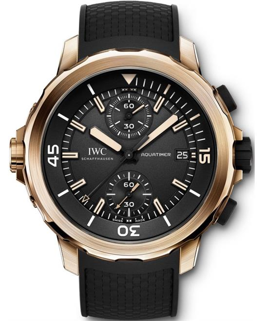 "IWC Aquatimer IW379503 ""Expedition Charles Darwin"" 44mm"