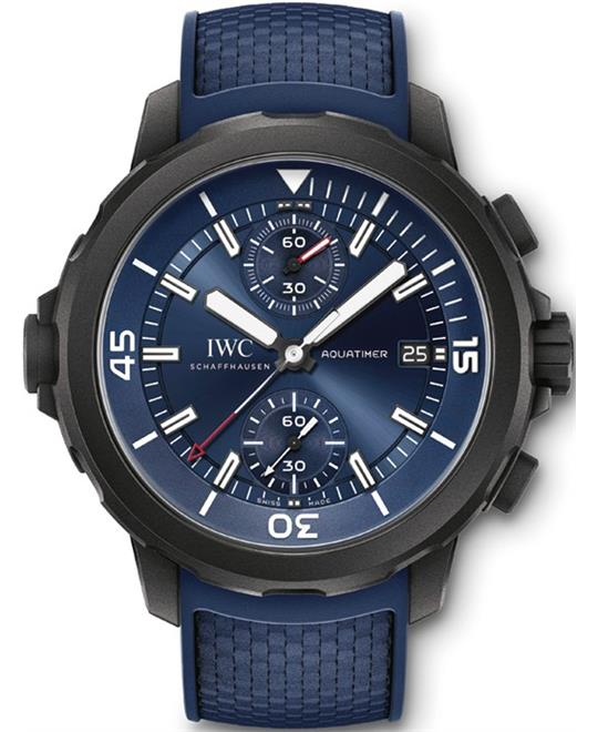 "IWC Aquatimer IW379507 ""Laureus Sport For Good"" 45mm"