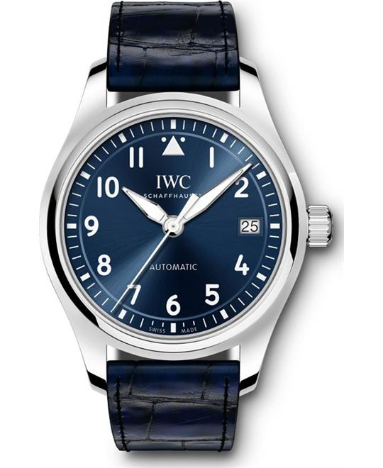 IWC Pilots IW324008 Automatic Midsize Watch 36MM