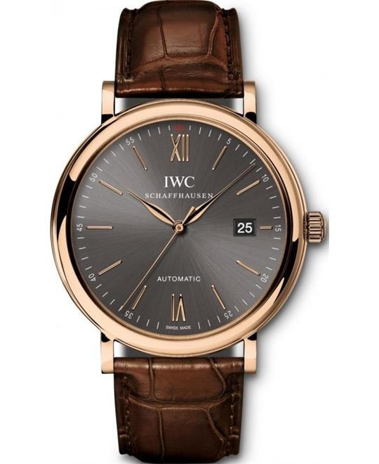 IWC Portofino IW356511 Automatic Watch 40mm