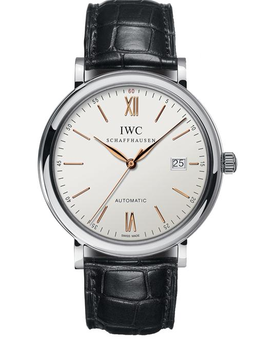 IWC Portofino IW356517 Automatic Watch 40mm