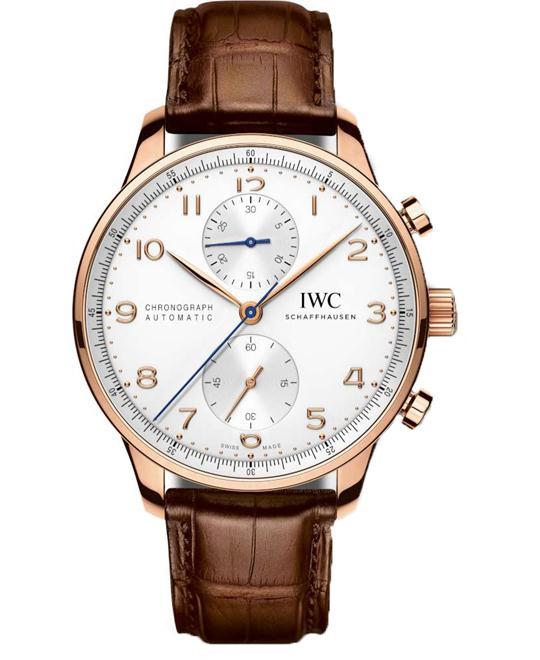 IWC Portuguese IW371480 Automatic Watch 40.9mm