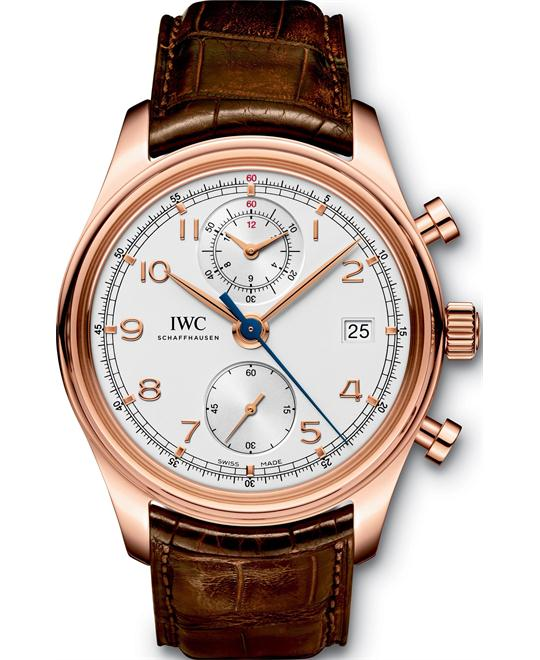 đồng hồ nam automatic IWC Portugieser IW390402 Chronograph Classic 42mm