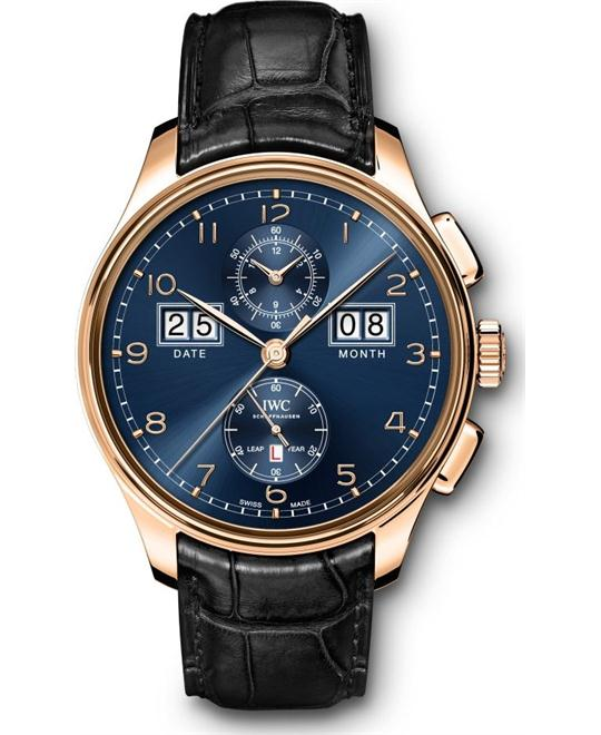 đồng hồ nam automatic IWC PORTUGIESER IW397204 PERPETUAL Limited 45