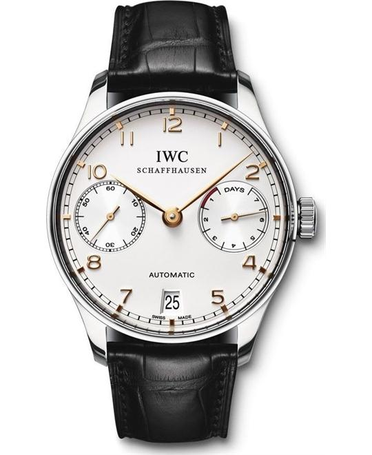 IWC Portuguese IW500114 Automatic Watch 42.3MM
