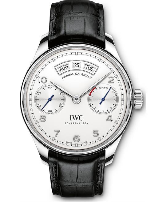 đồng hồ nam automatic IWC PORTUGIESER IW503501 ANNUAL CALENDAR 44.5MM