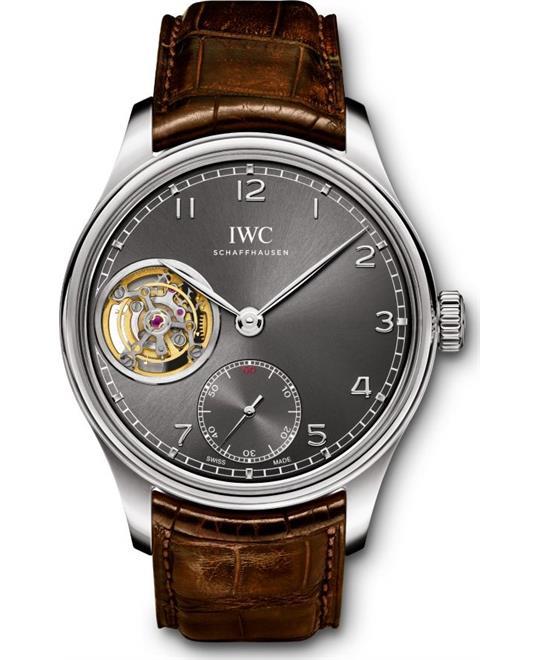 đồng hồ IWC IW546301 PORTUGIESER TOURBILLON HAND-WOUND 43.2