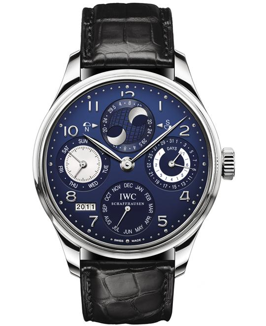 IWC Portuguese Perpetual IW503203 Watch 44.2mm