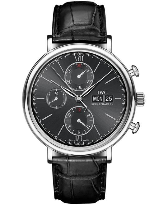 IWC Portofino IW391008 Watch 42mm