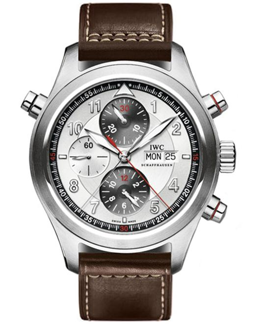IWC IW371806 Stainless Steel Leather 44mm