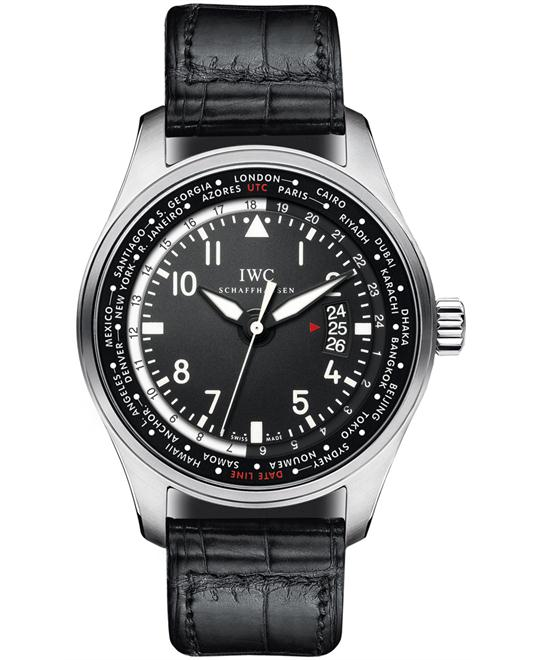 IWC Pilot Worldtime IW326201 Automatic 45mm