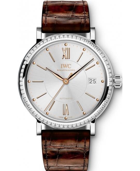 IWC Portofino IW458103 Midsize Automatic Watch 37mm