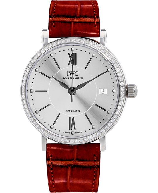 IWC Portofino IW458109 Automatic Watch 37mm