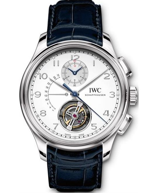 IWC Portugieser IW394006 Tourbillon Rétrograde Edition 43.5mm