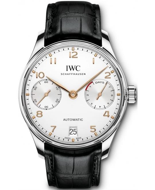 IWC Portugieser IW500704 Watch 42.3mm