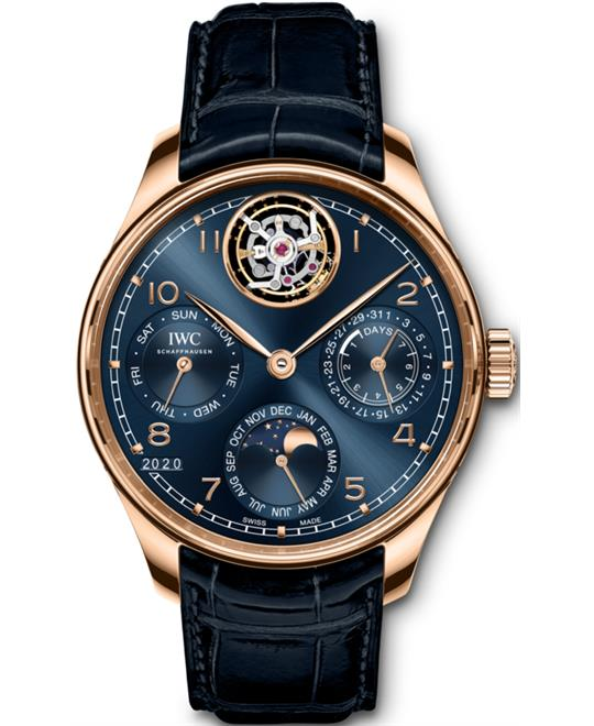 IWC Portugieser IW504504 Perpetual Tourbillon Limited 45