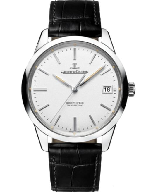 đồng hồ nam Jaeger-LeCoultre Geophysic 8018420 True Second 39.6