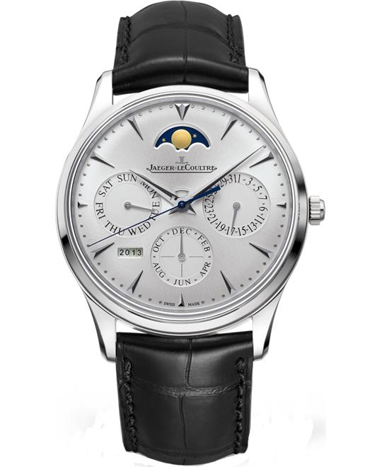 Jaeger-LeCoultre Master 130842j Ultra Thin Perpetual 39