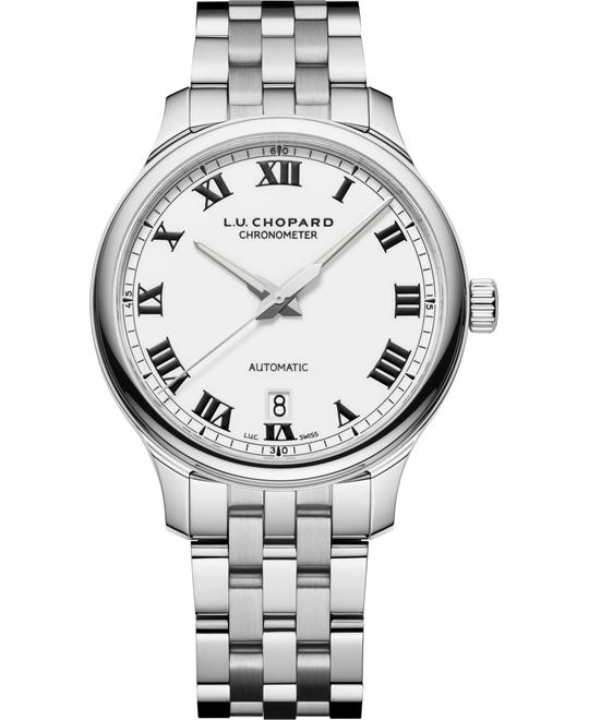 L.U.C 1937 158558-3002 CLASSIC STAINLESS 42MM